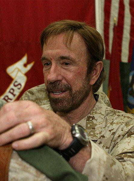 Chuck Norris mammu sauca Wilma... Autors: luvazhels Nedaudz par Čaku Norisu!