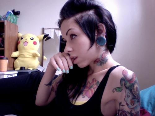Autors: VectorX Tattooed Women XIV