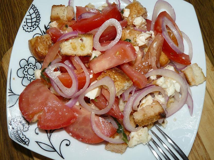 nbspGrauzdiņu... Autors: 69 Dažādi salātiņi...
