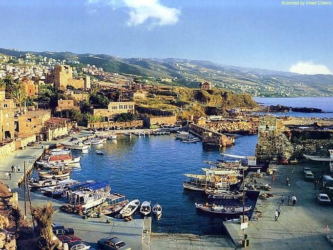 BiblosaBiblosa no grieķu vārda... Autors: Dusmīgs Bebrs TOP10 vecākās pastāvīgi apdzīvotās pilsētas pasaulē
