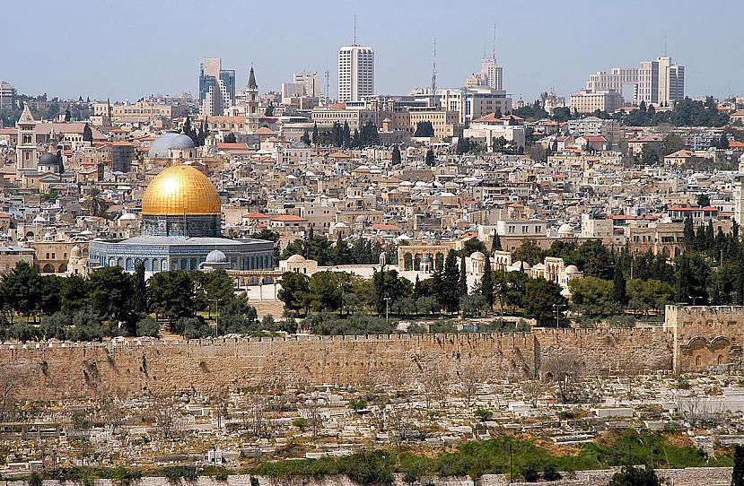 JeruzalemeIzraēlas... Autors: Dusmīgs Bebrs TOP10 vecākās pastāvīgi apdzīvotās pilsētas pasaulē