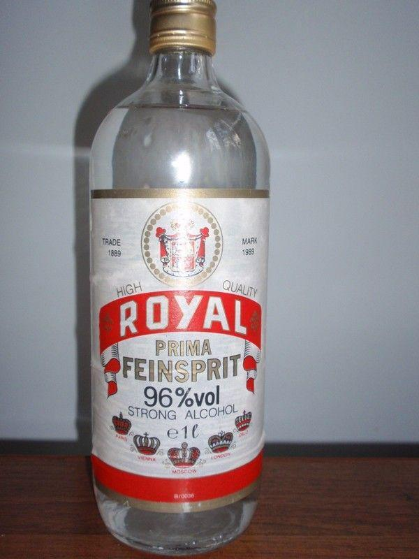 Spirts Royal bieži aizstāja... Autors: Fosilija 90-to gadu šmiga Latvijā un Krievijā