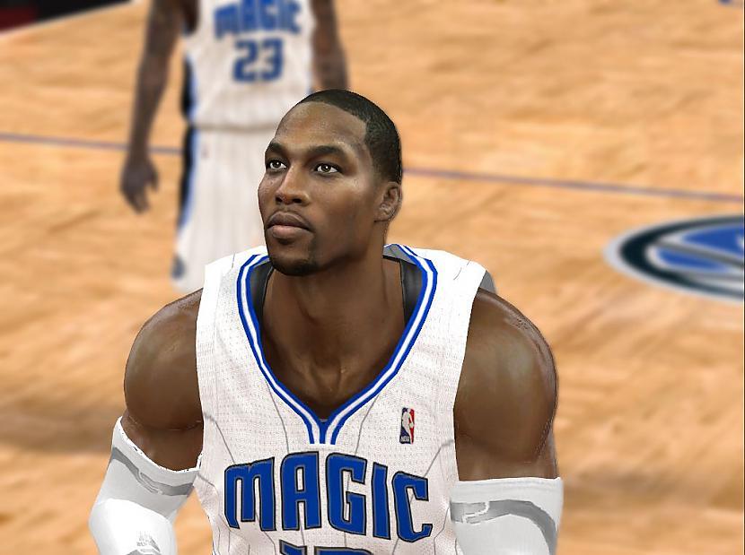 Autors: Fosilija NBA 2K12
