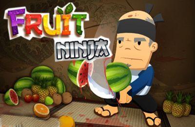 FruitNinja Scaroni populārā... Autors: Kļuška Iphone Spēles