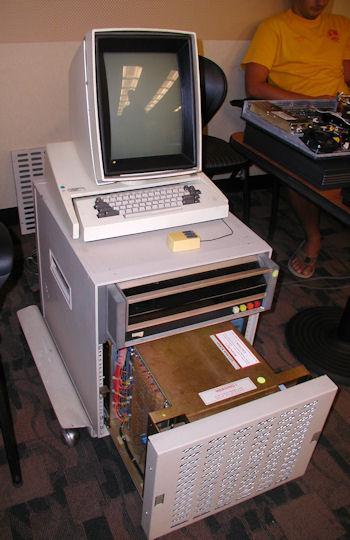 ALU b Texas Instruments 74181 ... Autors: Werkis2 Kā Apple apzaga vieglprātīgo - XeroX (XeroX Alto 1973)