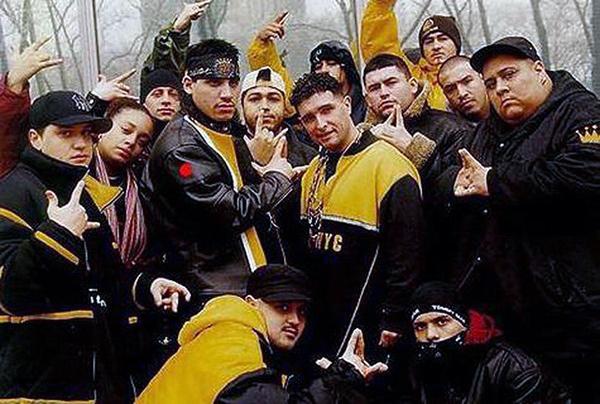 Latin Kings Scaronī banda ir... Autors: Fosilija Pašas nežēlīgākās bandas pasaulē