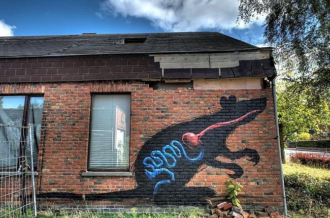 Autors: Moonwalker 700 gadus vecs grafiti ciems