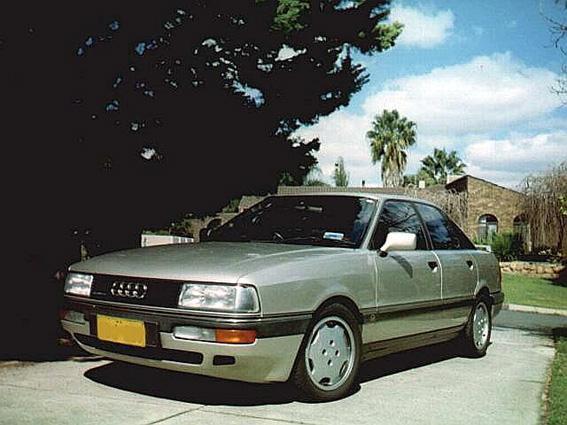 Audi 90 B3Scaroneit var redzēt... Autors: twitter15 Audi 80 B3