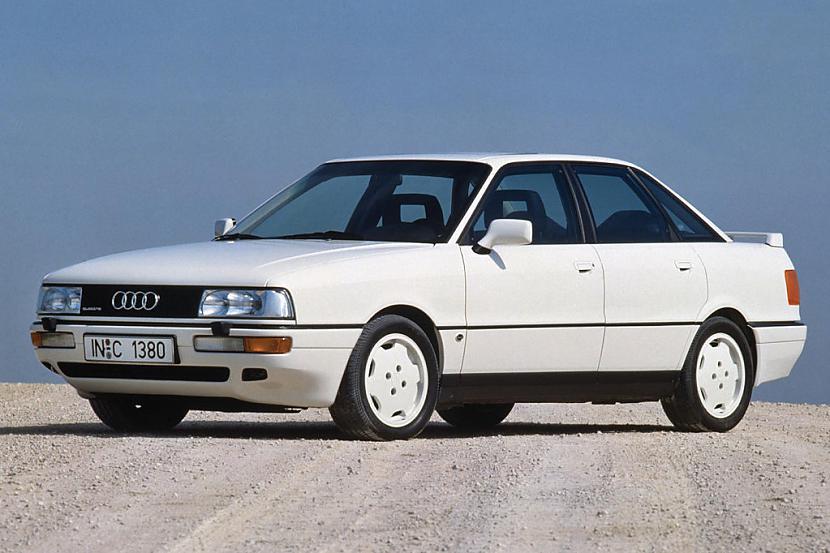 Audi 90 B3 23 20V Quattro ar... Autors: twitter15 Audi 80 B3
