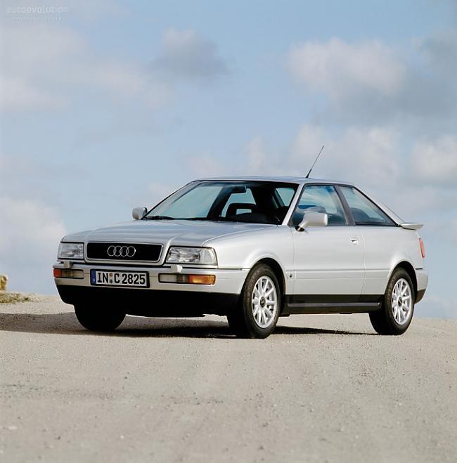 Audi Coupe B4 priekscaronas... Autors: twitter15 Audi Coupe