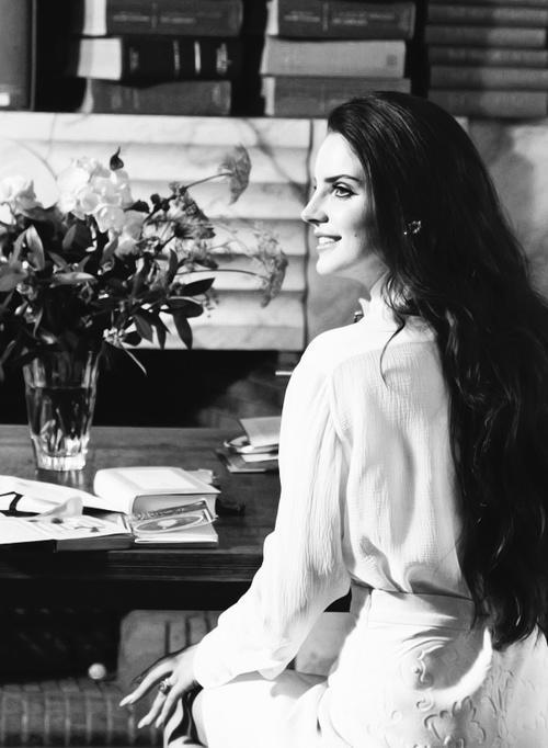 Lana Del Rey ir bijusi uz... Autors: EjEllee Lana Del Rey