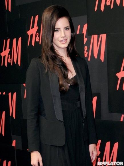 Viņa bija HampM modele... Autors: EjEllee Lana Del Rey