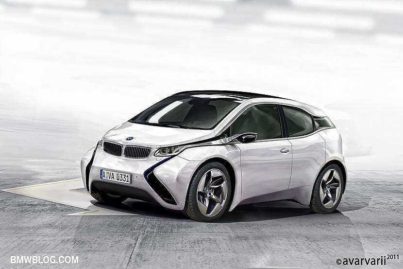BMW i3 Autors: Kaprālis BMW Concept