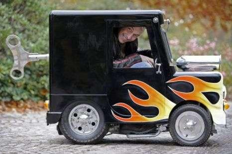 Wind Uppasaulē mazākais auto... Autors: superwizard auto rekordi