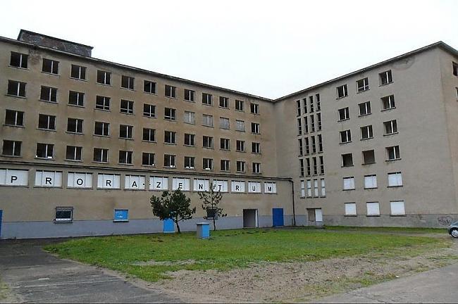Autors: 1930 Skaista nacistu viesnīca, kuru tā arī neapdzīvoja.
