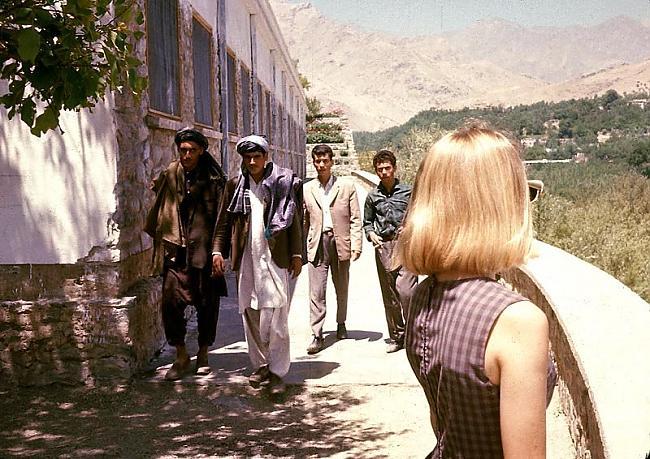Autors: Fosilija Afganistāna pirms kara