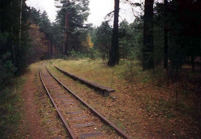 nbsp60desmitajos gados uz... Autors: Budists Rīgas bērnu dzelzceļš