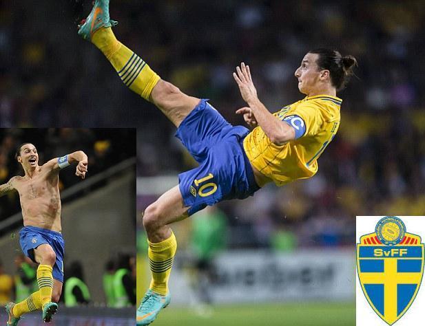 Zlatanam bija izvēle spēlēt... Autors: Vēlamais niks Zlatan Ibrakadabra