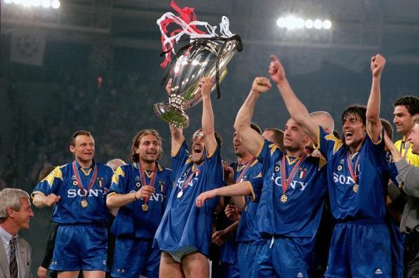 European Chempionship UEFA CL... Autors: Vēlamais niks Juventus vēsture