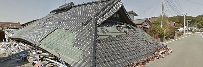 Taču radiācijas draudi nav... Autors: R1DZ1N1EKS Japānas radioaktīvā spoku pilsēta.