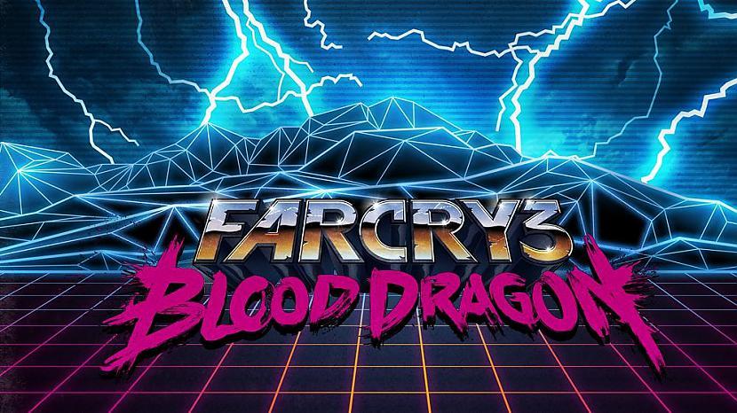 Internetā tika atrasti attēli... Autors: WreckLv Far Cry 3   - Blood Dragon pirmie ekrānšāviņi