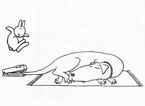 Autors: Fosilija Bunny suicide & selfish pigs