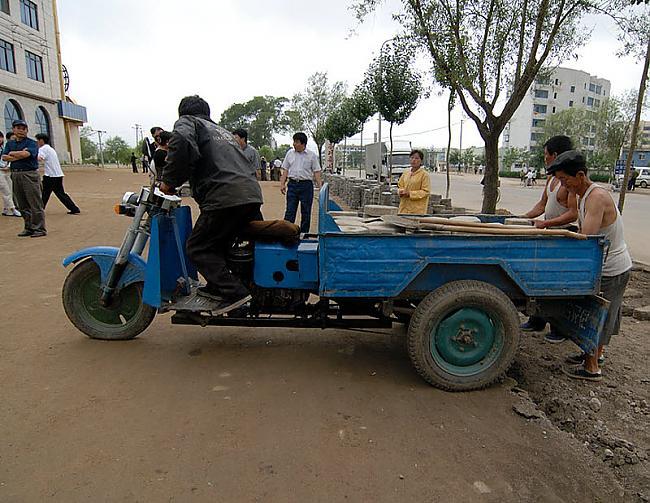 Kaut kasko darbina motors ir... Autors: Raziels Ziemeļkoreja, kāda tā ir