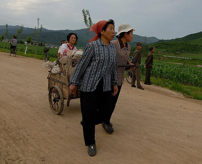 Ir kategoriski aizliegts... Autors: Raziels Ziemeļkoreja, kāda tā ir
