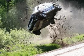 Crash normāls Autors: whiteangelking Rally 2013 crash