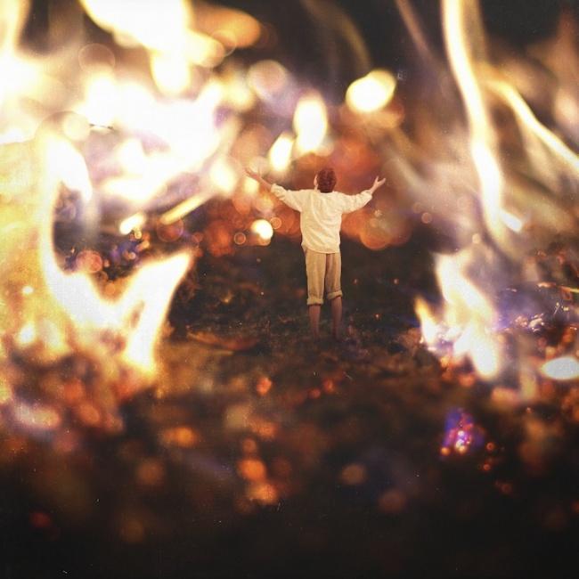 "Fire Autors: psychoXdisco ""Little folk"" maģija"