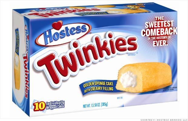 Twinkies derīguma termiņscaron... Autors: Deez Nuts 8 fakti, kuri patiesībā ir MELI!