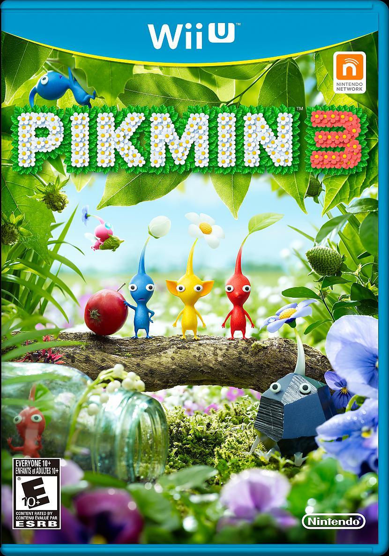 7 Vieta  Pikmin 3Pikmin 3... Autors: Cepumugludeklis Top 10 video spēles 2013. gadā.
