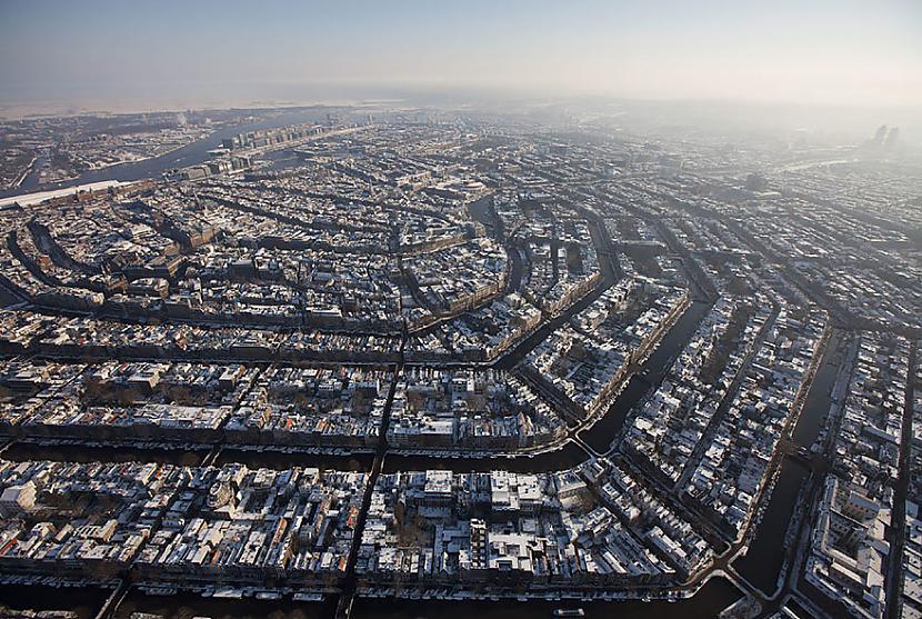 Amsterdama Autors: Šamaniss Kā izskatītos pasaule ja tu būtu putns.