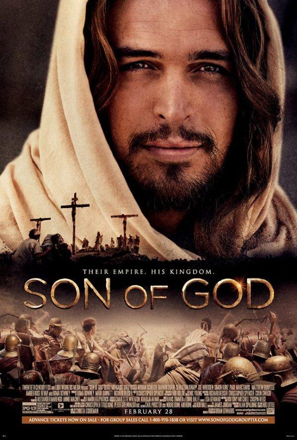 Son Of God  Kinoteātros no... Autors: ČOPERS 2014. gada gaidītākās filmas