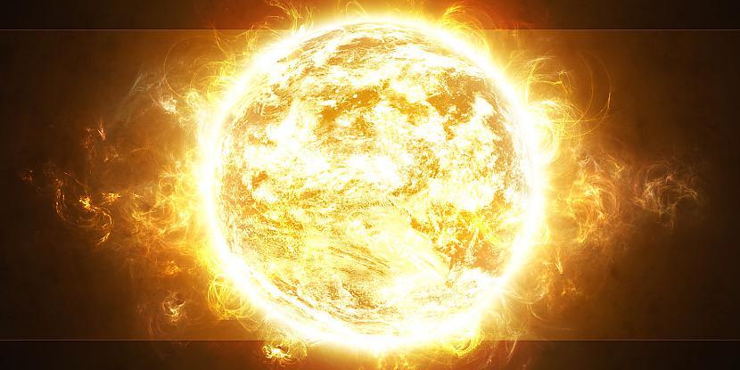 Ja pazustu saule pazustu arī... Autors: Pasaules iedzīvotājs Ja no debesīm pazustu Saule...