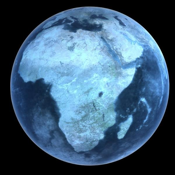 Ar laiku kļūtu tik auksts ka... Autors: Pasaules iedzīvotājs Ja no debesīm pazustu Saule...
