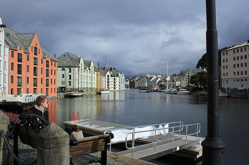 Autors: LosAngeles Alesunda - Norvēģija! :) 2. dala
