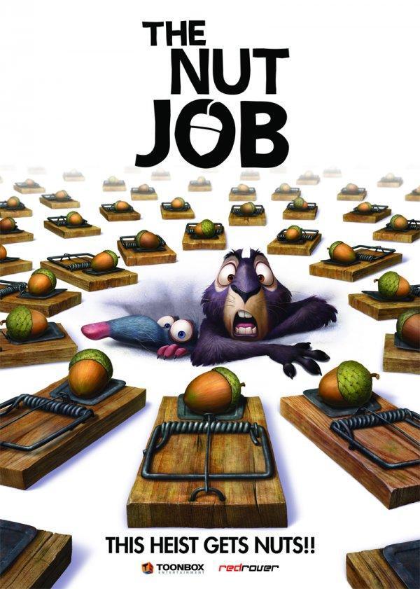 The Nut Job Kinoteātros no... Autors: ČOPERS 2014.gada gaidītākās filmas #3