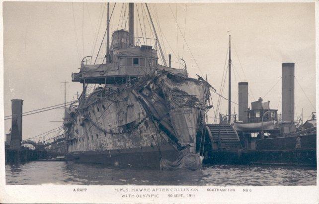 1911gadā 20 septembrī Olimpija... Autors: Werkis2 Titānika māsas kuģis Olimpija.