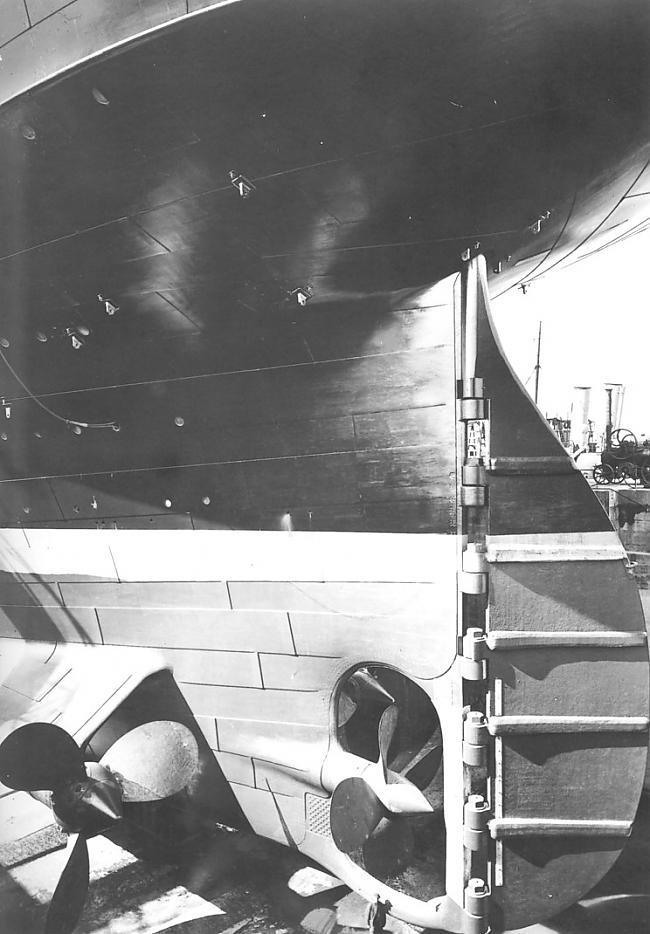 Kuģis salīdzinājuma ar cilvēku... Autors: Werkis2 Titānika māsas kuģis Olimpija.