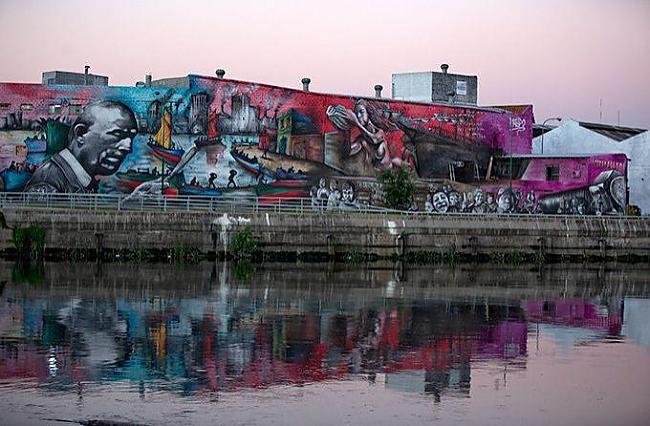 Scaronā gada martā Argentīnas... Autors: msi11 Pasaulē piesārņotākā upe.