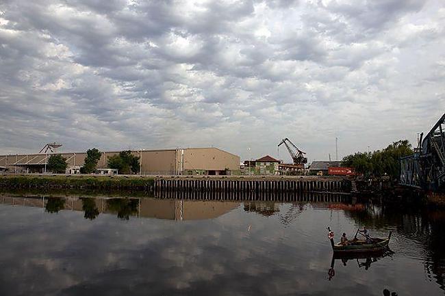Autors: msi11 Pasaulē piesārņotākā upe.