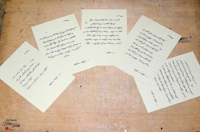 Rakstīts ar tuscaronu... Autors: Fosilija Mani decembra darbiņi