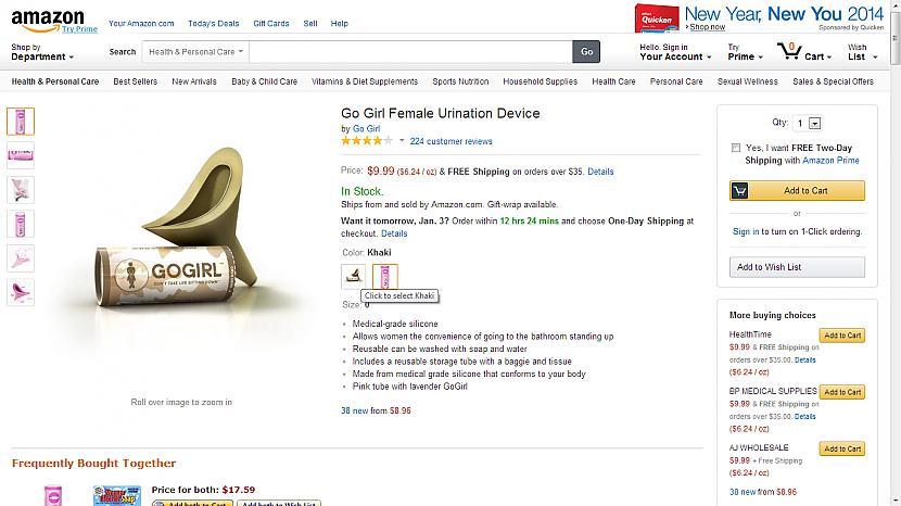 Go Girl sieviescaronu... Autors: Fosilija Superīgas preces internetā-2