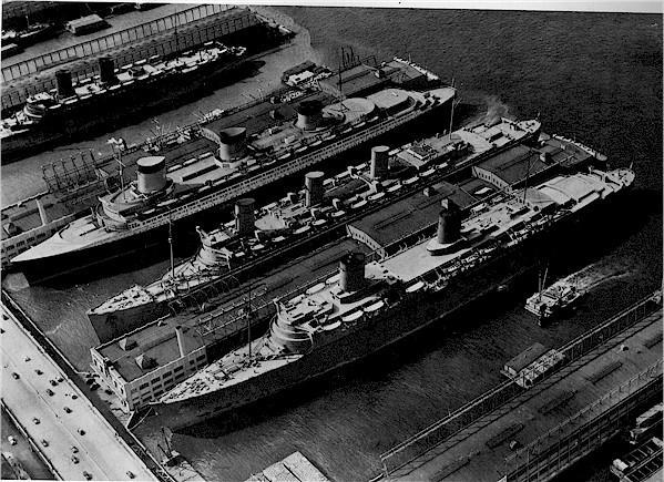 nbspTikai reizi 1940 gada... Autors: Kapteinis Cerība Kuģa Queen Elizabeth bojāeja