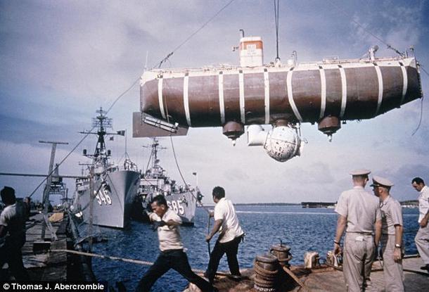 Lai izpētītu scarono... Autors: kabaciss Zemūdens ''bezdibenis''.