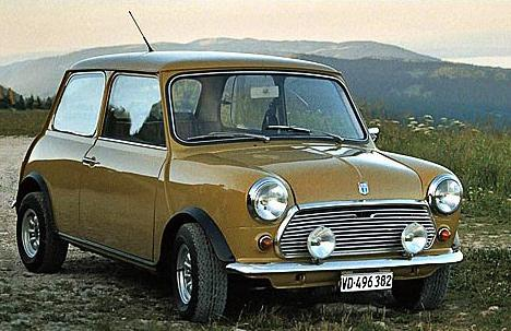 9 Mini1958 gadā savu... Autors: 444 10 automobiļu pasaules leģendas