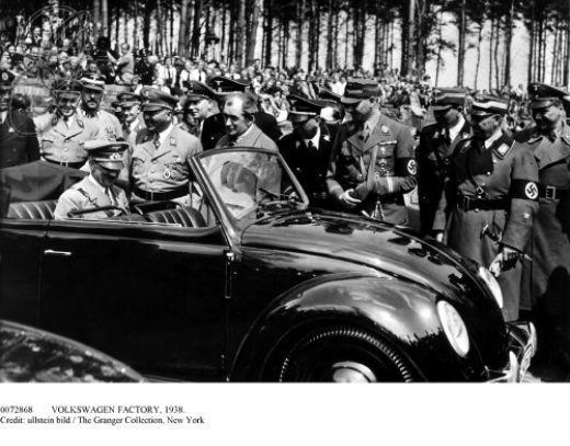 5 Folksvāgens Vabole1938 gadā... Autors: 444 10 automobiļu pasaules leģendas