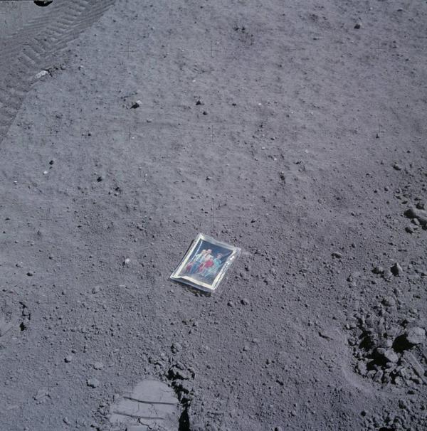 1972 gadā Apollo 16 misijas... Autors: GanjaGod Retas, vēsturiskas bildes
