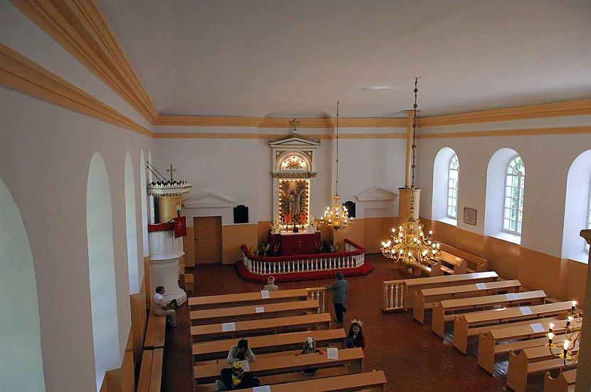 Alkiscaronķu baznīcas... Autors: rasiks Lietuvas latvieši (2)